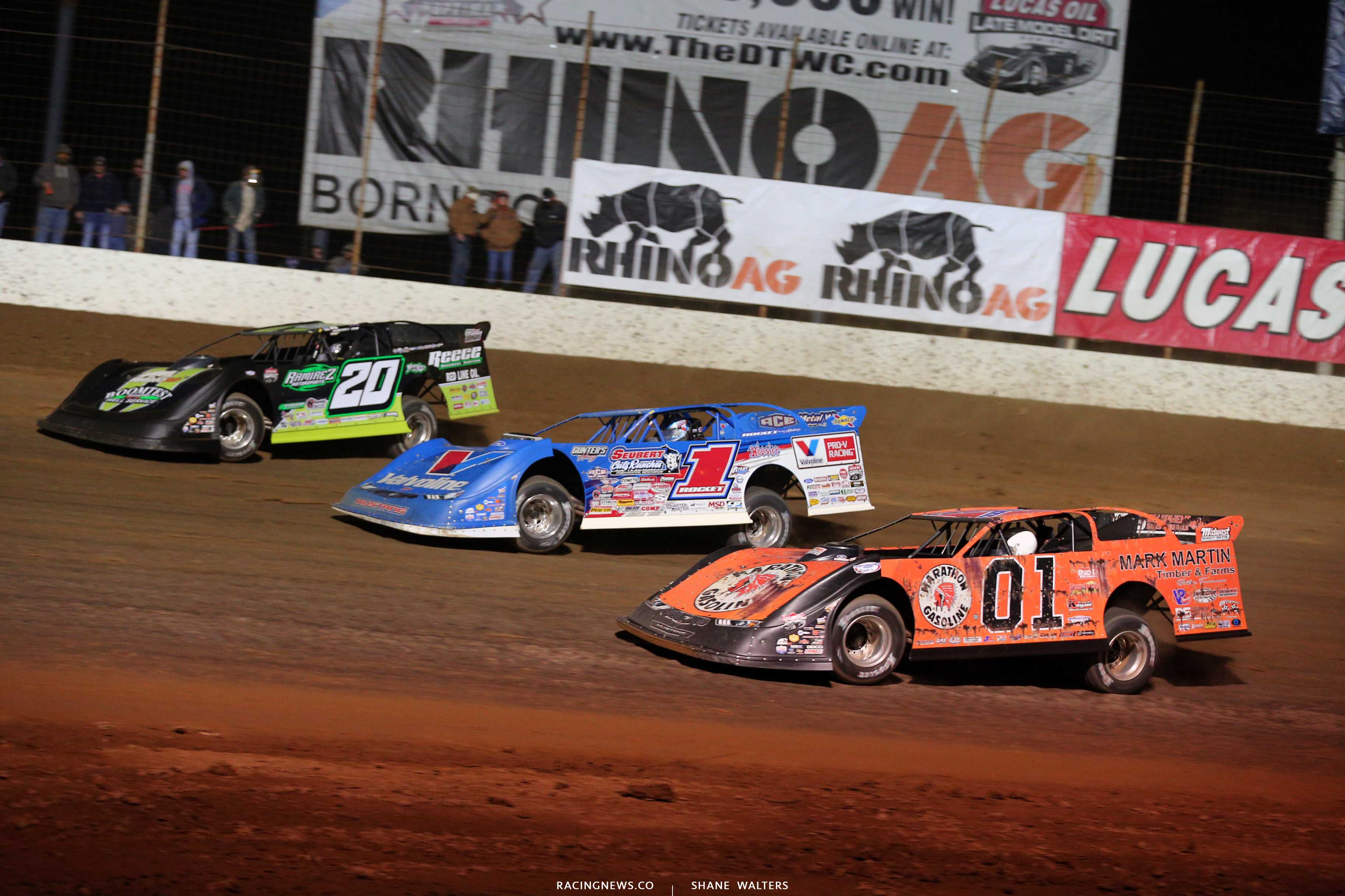 Dirt Track World Championship Results: October 19, 2019 (Lucas Oil Late Models) - Racing News