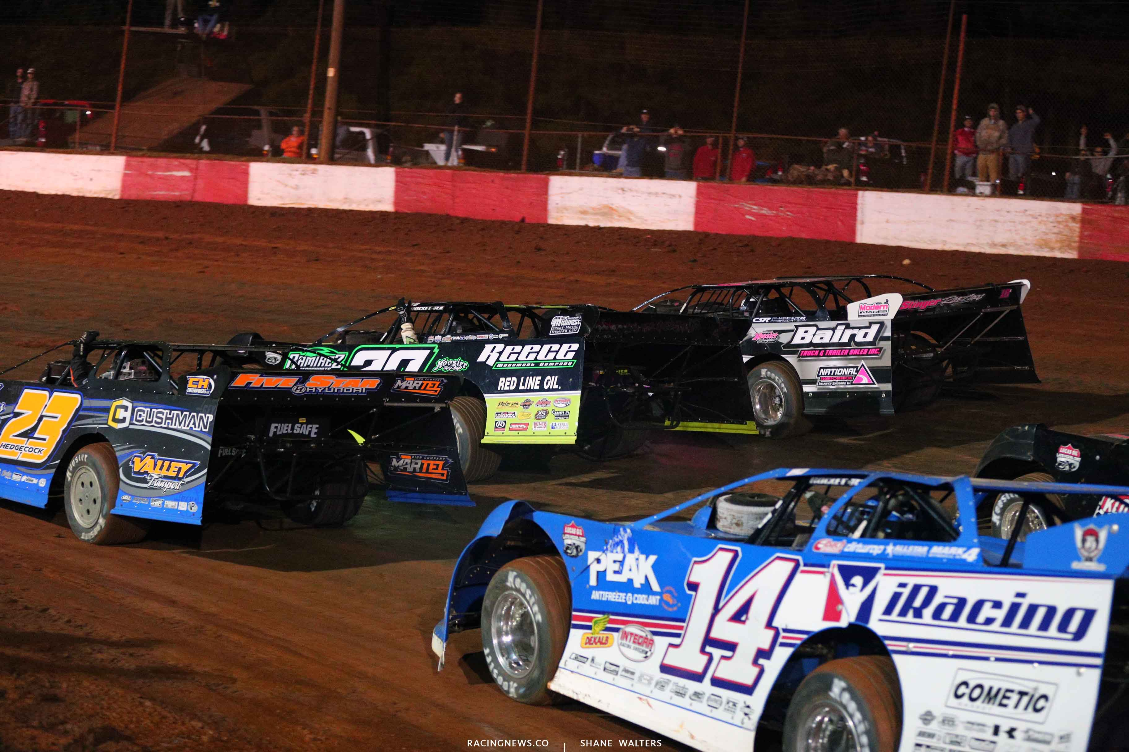 Dixie Speedway Results: October 12, 2019 (Lucas Oil Late Models) - Racing News