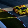 Joey Logano at Martinsville Speedway - NASCAR Cup Series