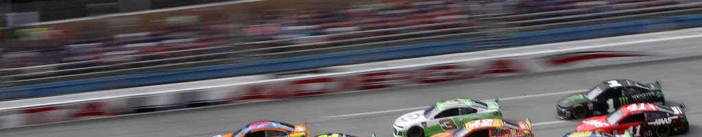 NASCAR is looking at hybrid engines and costs caps