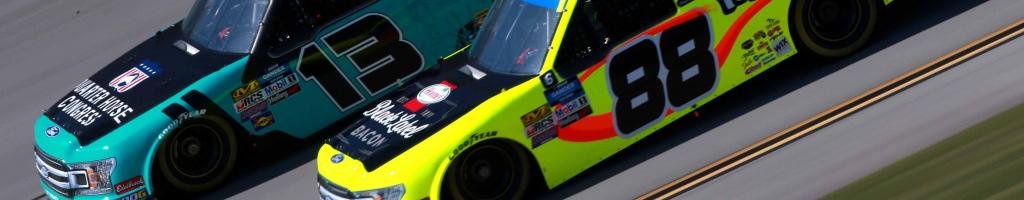 Talladega Starting Lineup: October 2021 (NASCAR Truck Series)