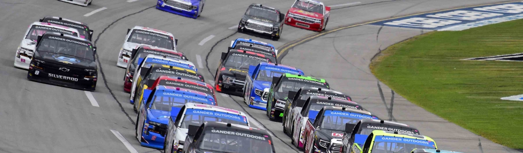 Talladega Starting Lineup: October 3, 2020 (NASCAR Truck Series)