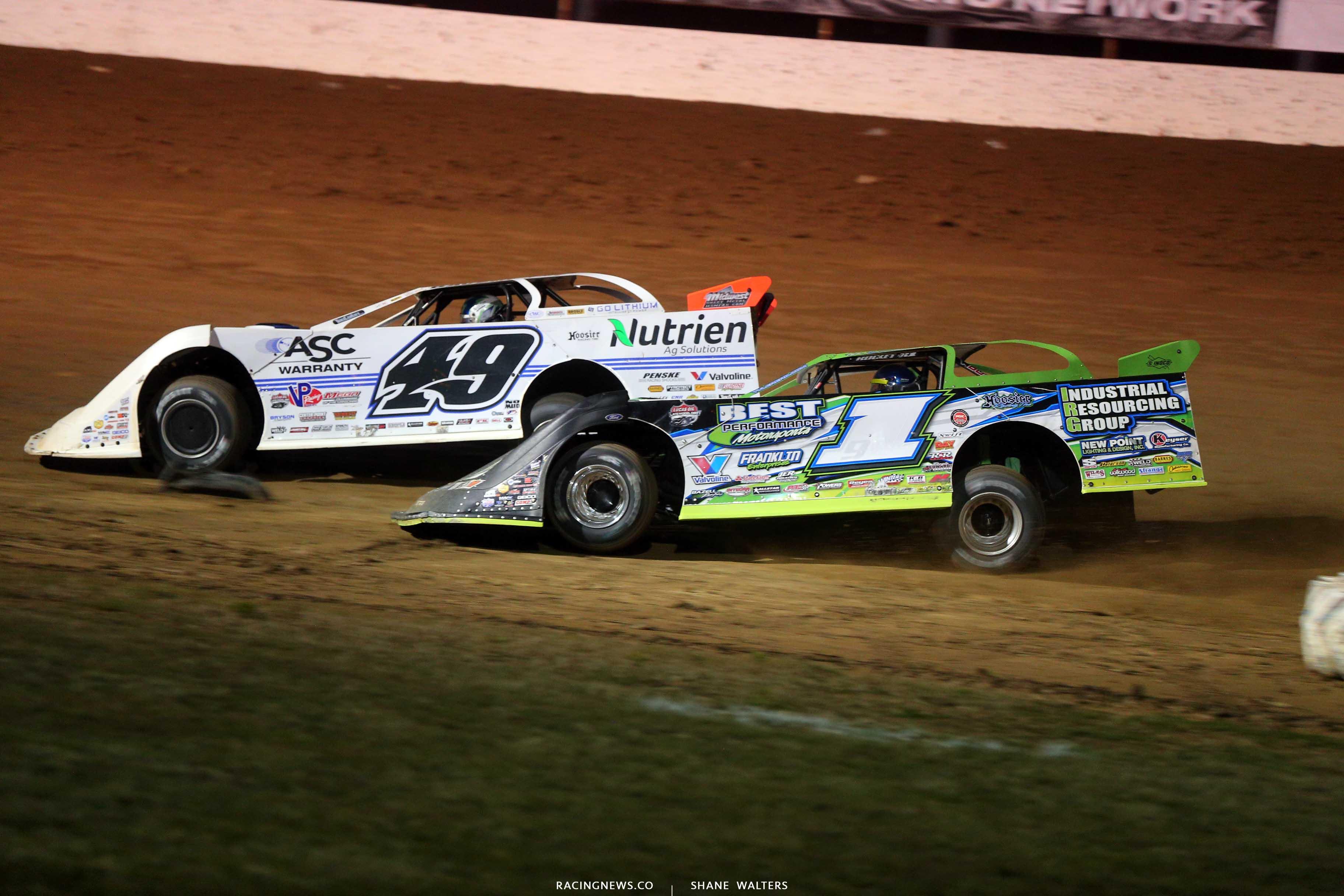 DTWC Lineups: October 19, 2019 (Lucas Oil Late Model Dirt Series) - Racing News