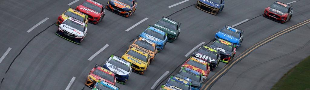NASCAR iRacing TV Schedule/Entries/Info: Talladega Superspeedway (April 25-26, 2020)