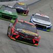 Martin Truex Jr at Dover International Speedway - NASCAR