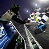 Martin Truex Jr takes the checkered flag at Martinsville Speedway - NASCAR