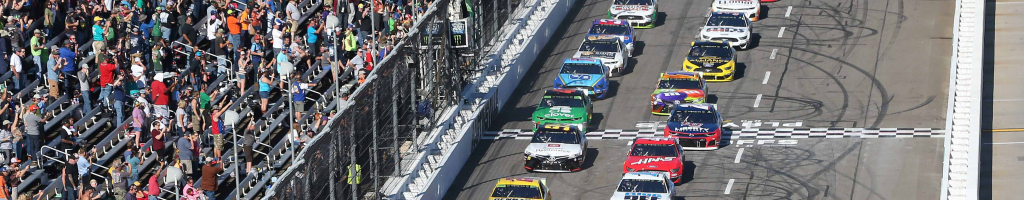 Martinsville Starting Lineup: April 2021 (NASCAR Cup Series)