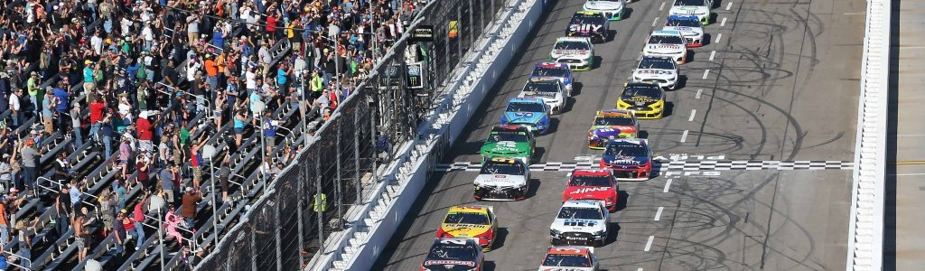 2019 NASCAR TV Ratings