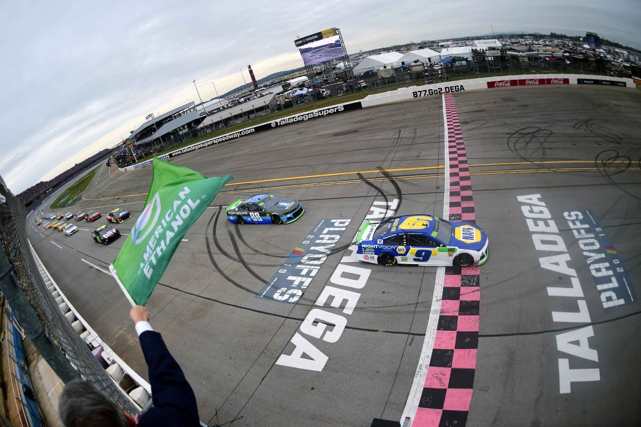 Monster Energy NASCAR Cup Series at Talladega Superspeedway