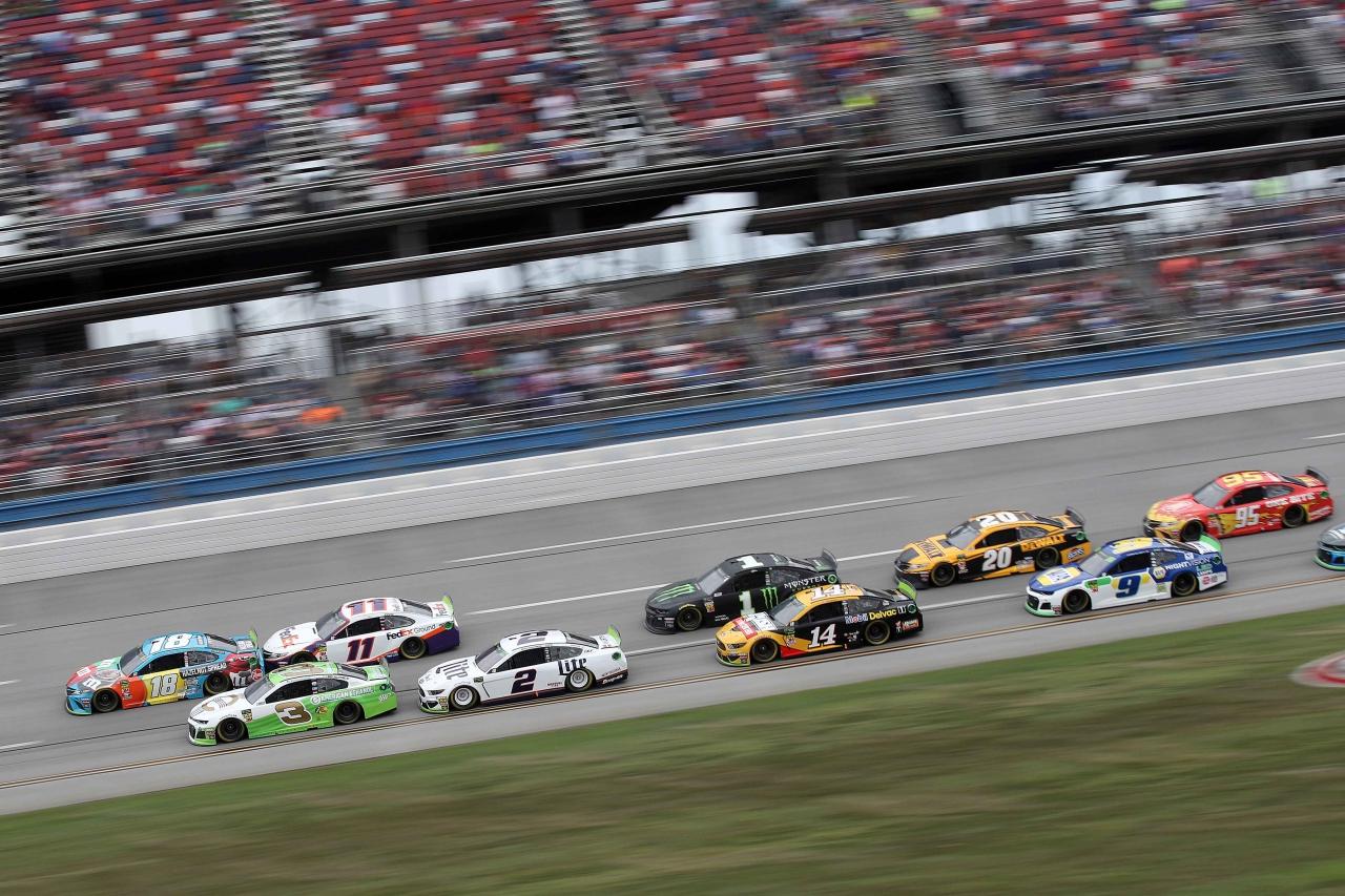 NASCAR Cup Series at Talladega Superspeedway