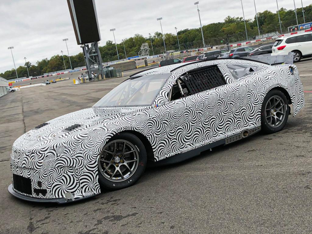 NASCAR Next Gen 2021 car