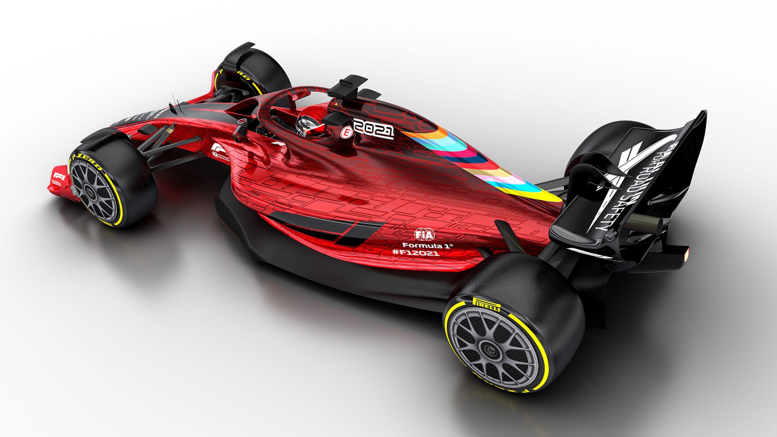 New F1 car photos