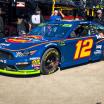 Ryan Blaney - Dickes Paint Scheme at Kansas Speedway - NASCAR Cup Series
