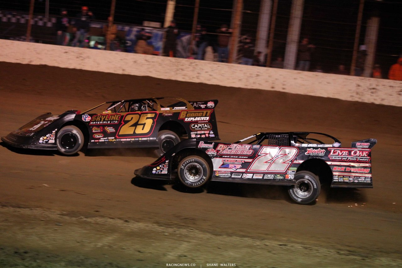 Shane Clanton and Chris Ferguson in the DTWC - Lucas Oil Series 9233