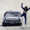 Todd Gilliland wins at Martinsville Speedway - NASCAR Truck Series