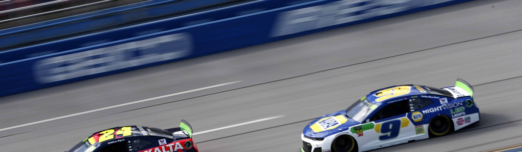 Talladega Final Practice Results: October 11, 2019 (NASCAR Cup Series)