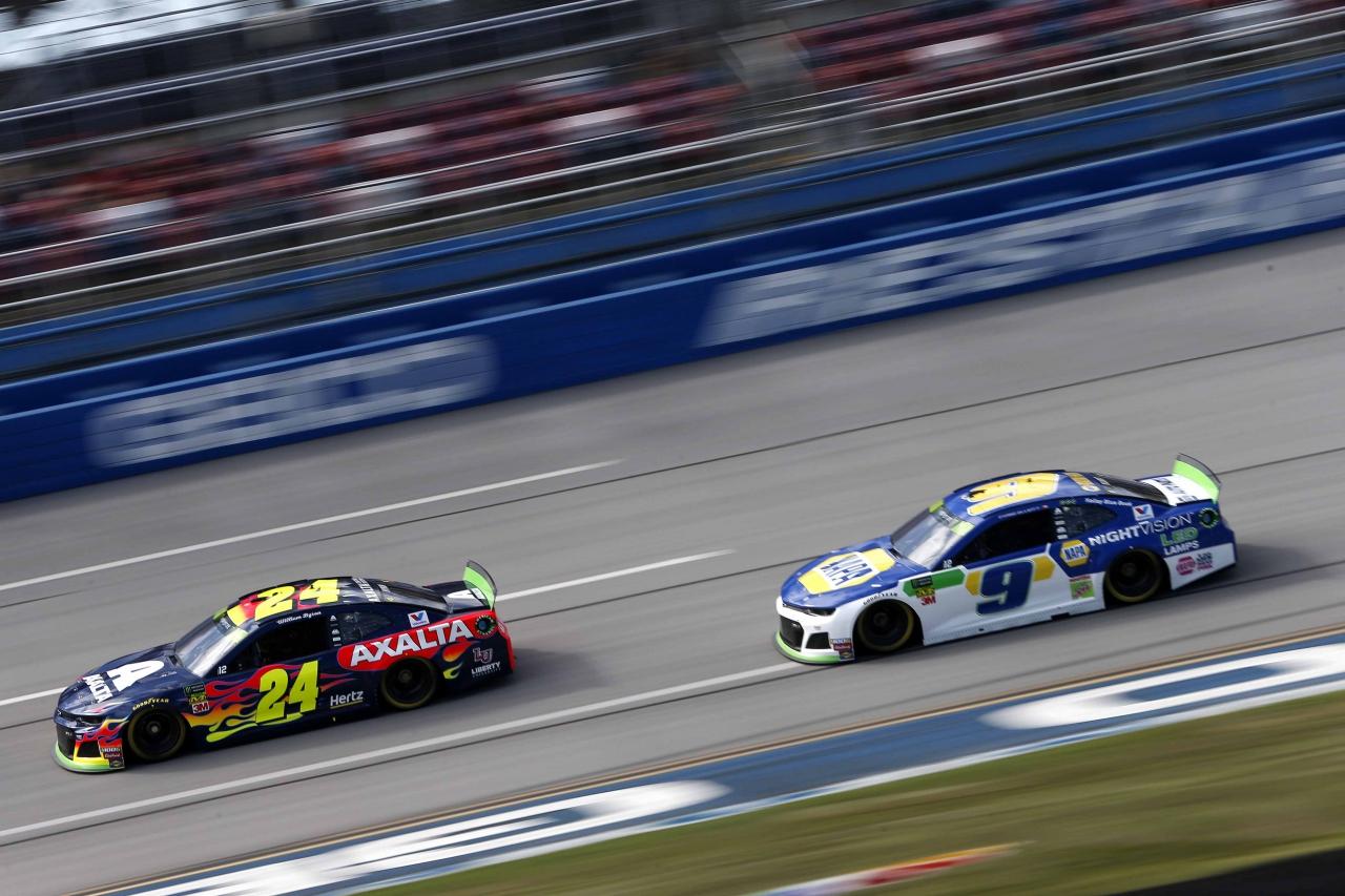 Talladega Final Practice Results: October 11, 2019 (NASCAR Cup Series) - Racing News