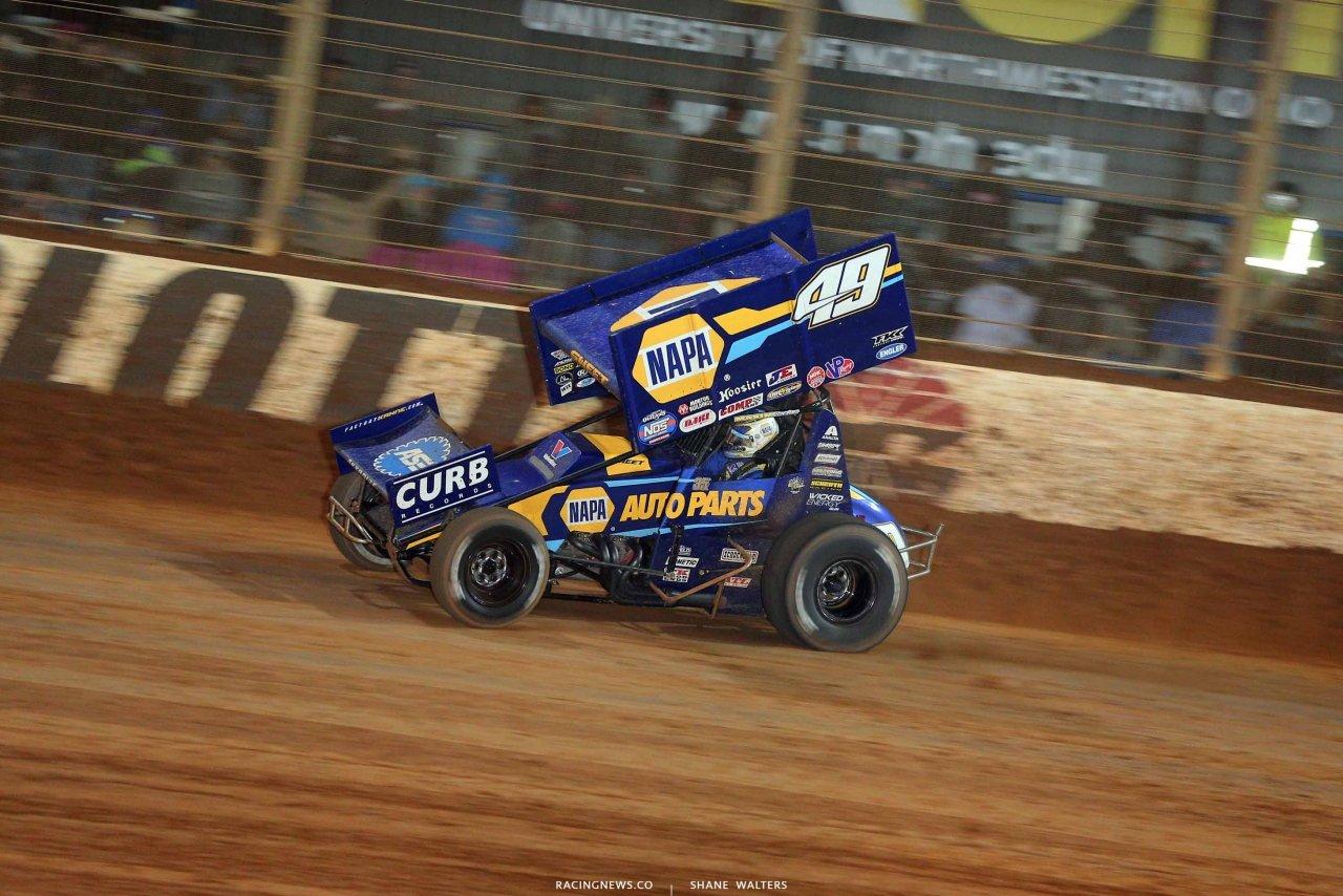 Brad Sweet - 2019 World of Outlaws Sprint Car Series Champion 1140