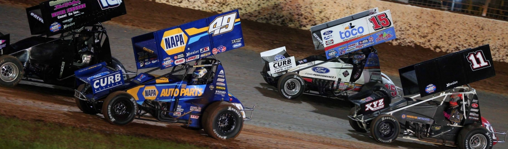 World of Outlaws debut health scanner and COVID testing at the race track gates