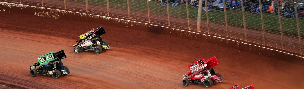 World of Outlaws World Finals Results: November 8, 2019 (Dirt Sprint Cars)