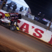 David Gravel on The Dirt Track at Charlotte - World Finals 0694