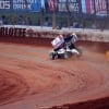 Donny Schatz at the Dirt Track at Charlotte - World of Outlaws Sprint Cars 9981