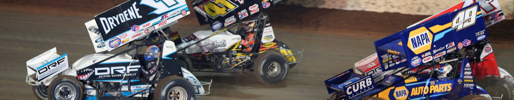 iRacing World of Outlaws Sprint Cars Results: March 29, 2020 (Dirt Track at Charlotte) LIVE VIDEO