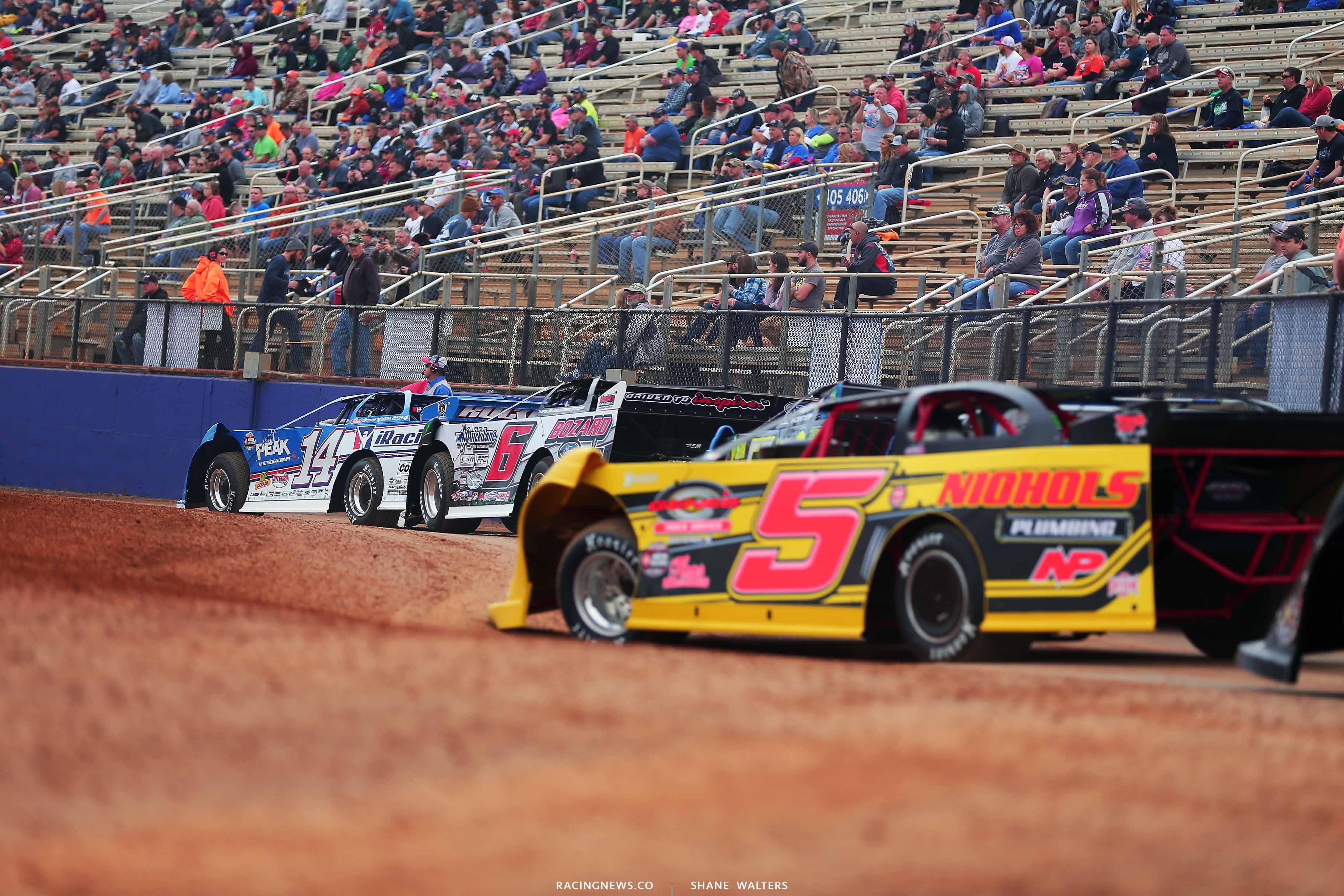World of Outlaws World Finals Lineups: November 8-9, 2019 (Dirt Late Models) - Racing News