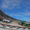 Kevin Harvick and Erik Jones at Texas Motor Speedway - NASCAR