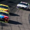 Kyle Busch, Joey Logano and Denny Hamlin at ISM Raceway - NASCAR Cup Series