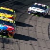 Kyle Busch, Joey Logano and Denny Hamlin at ISM Raceway - NASCAR Cup Series