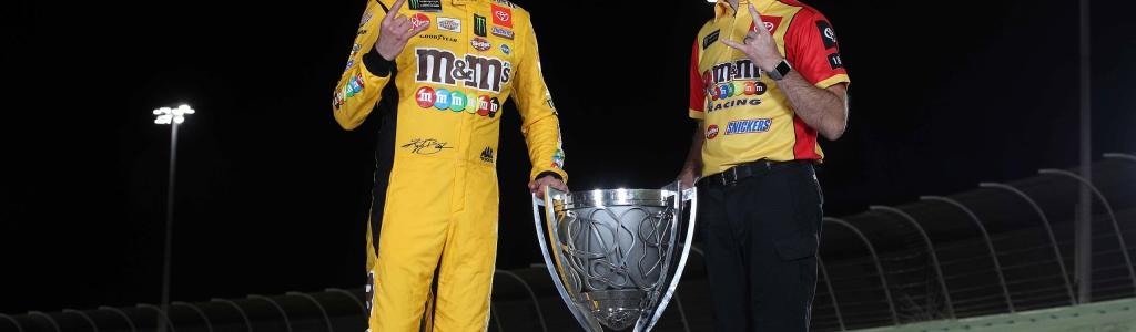 Joe Gibbs Racing announces 2021 driver/crew chief pairings