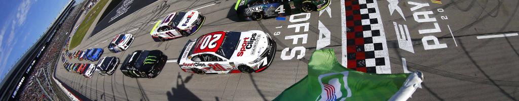 Texas Race Results: November 3, 2019 (NASCAR Cup Series)