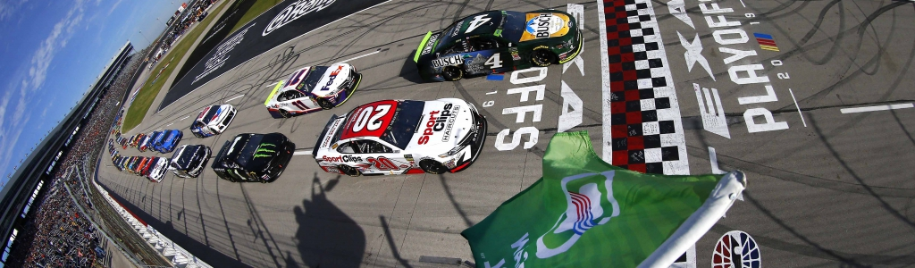 Texas Race Results: November 3, 2019 (NASCAR Cup Series)