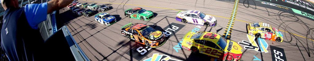 Phoenix Starting Lineup: November 8, 2020 (NASCAR Cup Series)