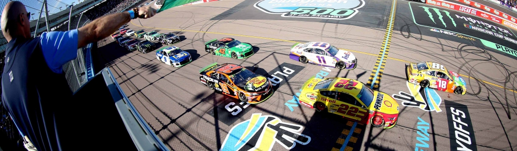 Phoenix Starting Lineup: March 2020 (NASCAR Cup Series)