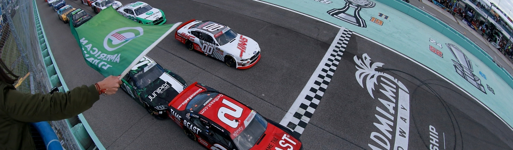 Homestead Starting Lineup: February 2021 (NASCAR Xfinity Series)
