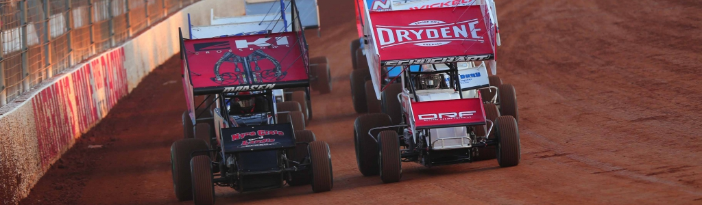 World of Outlaws iRacing Series set to debut; Entry list and info for the $1,000 to win show