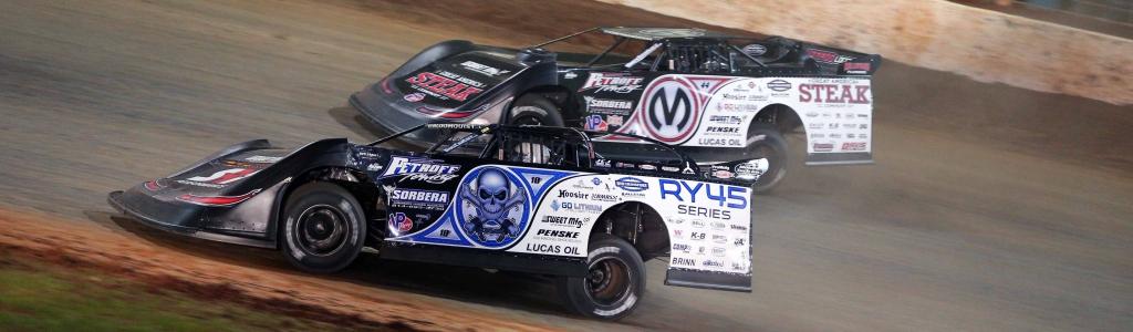 Kyle Larson had plans to test a Scott Bloomquist dirt late model
