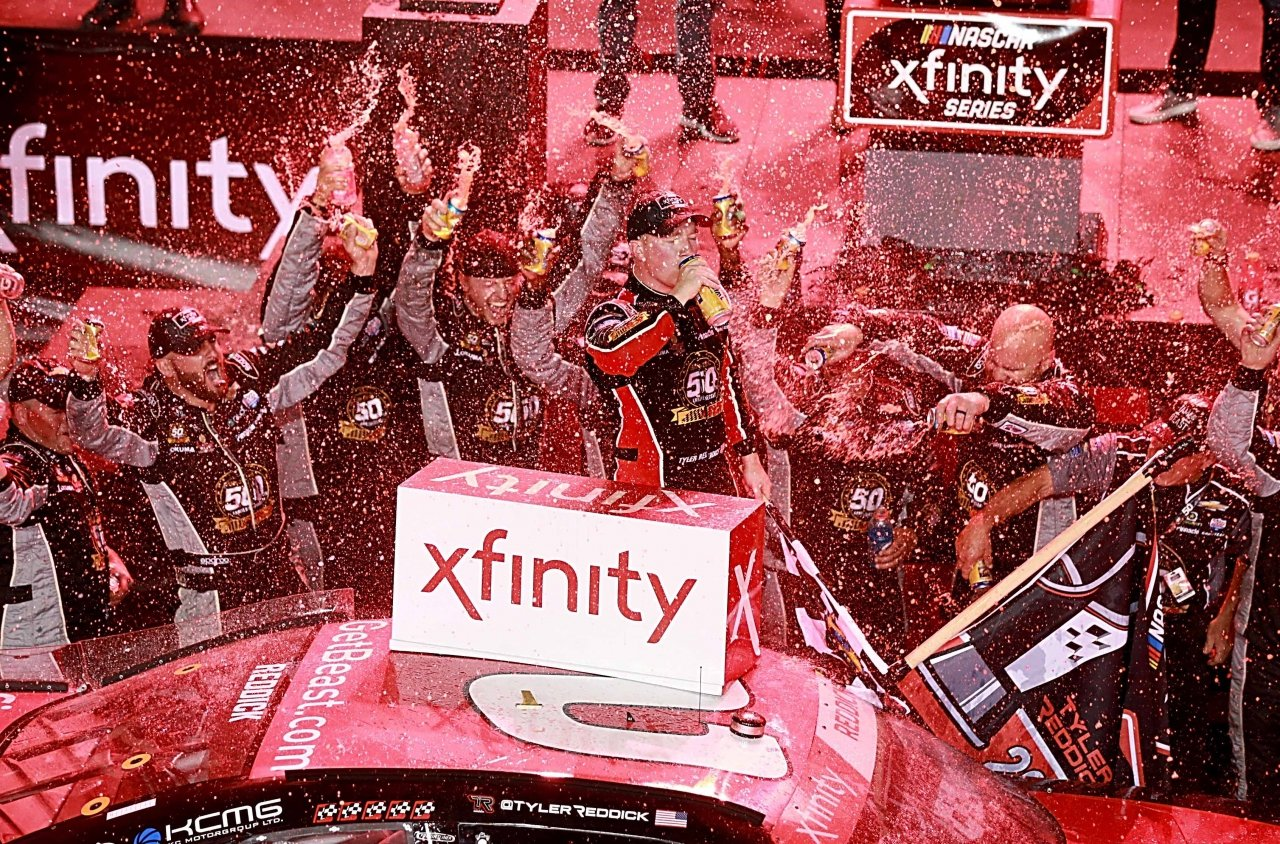 Miller Chevrolet Rogers >> Homestead Xfinity Race Results: November 16, 2019 - Racing ...