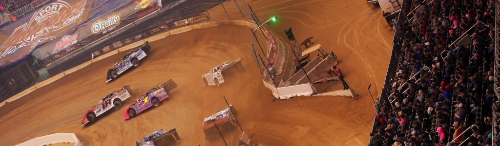 Gateway Dirt Nationals Lineups: December 21, 2019