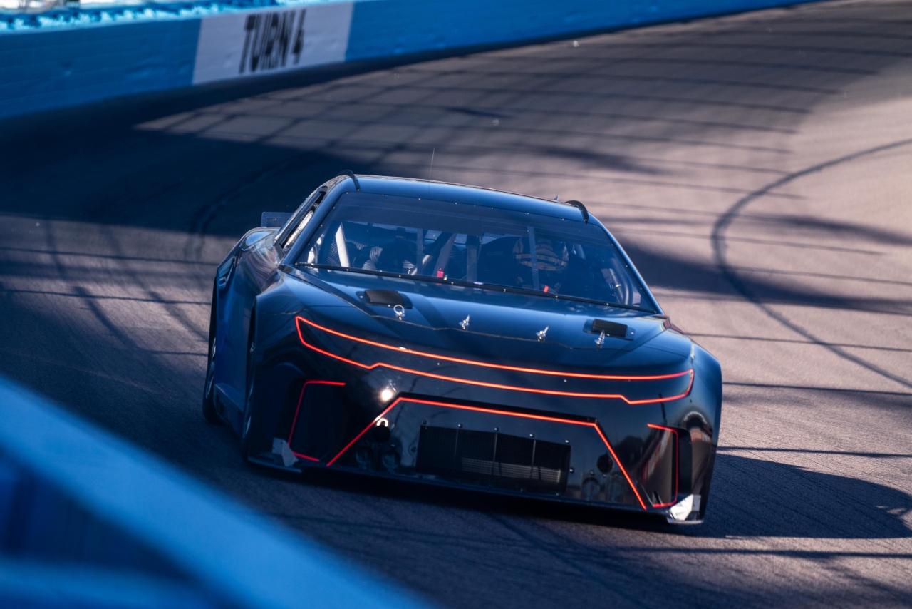 2021 NASCAR Next Gen Photo