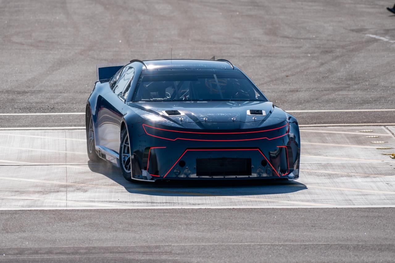 2021 NASCAR car - Next Gen