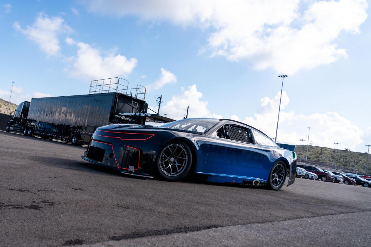 2021 car for NASCAR Cup Series