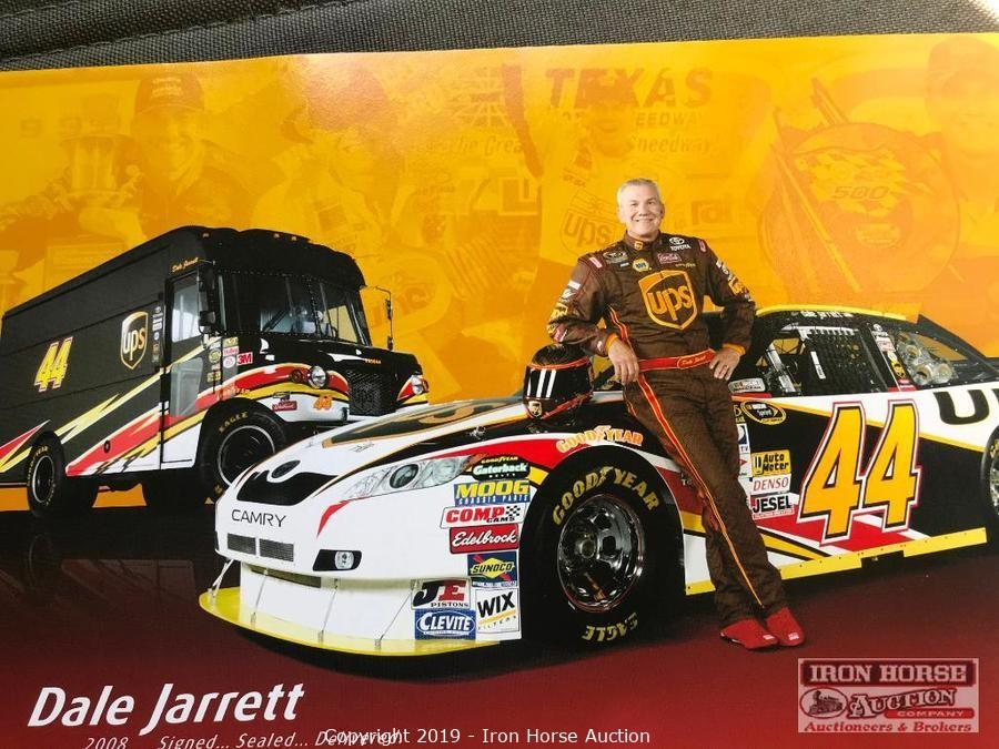 Dale Jarrett - NASCAR UPS Truck