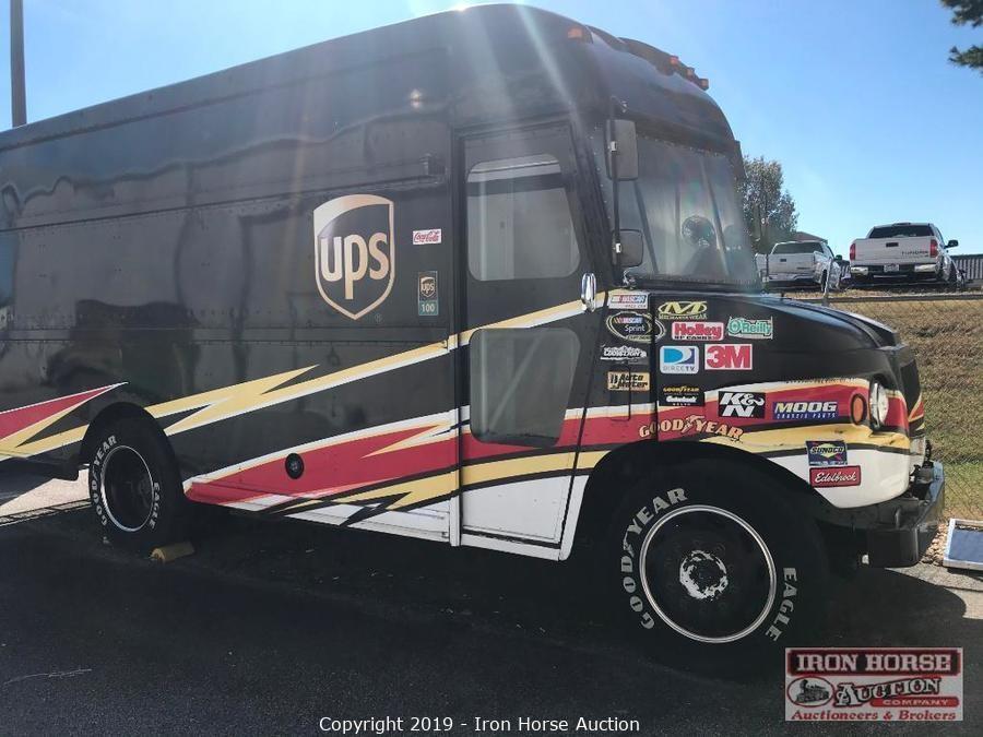 Dale Jarrett - UPS Truck For Sale