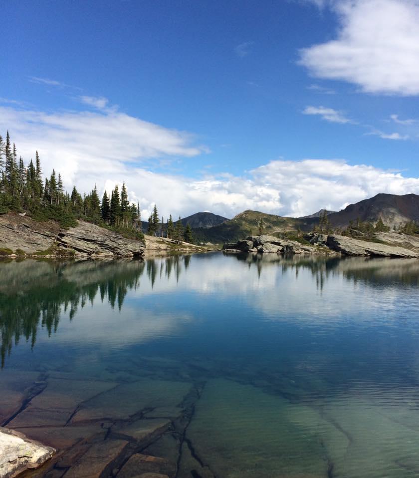 Golden Alpine Holidays - Lake