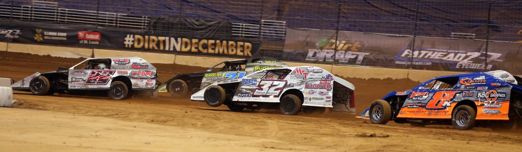 Gateway Dirt Nationals Results: December 19, 2019 (Dirt Modifieds)