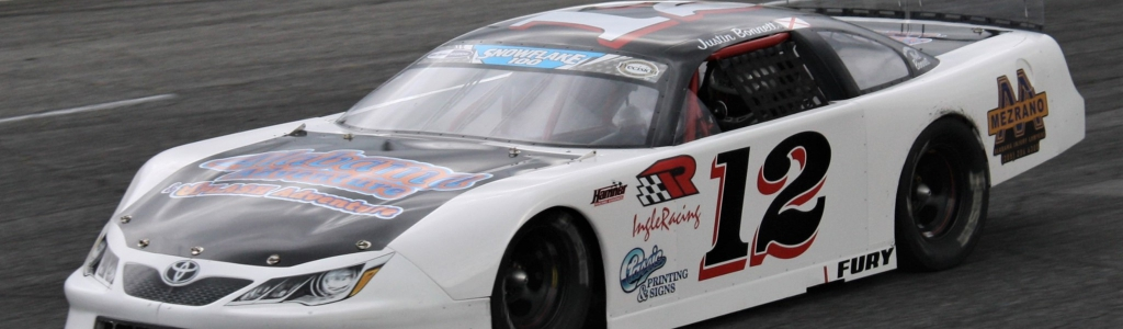 Justin Bonnett, grandson of NASCAR star Neil Bonnett injured in fiery crash (Video)