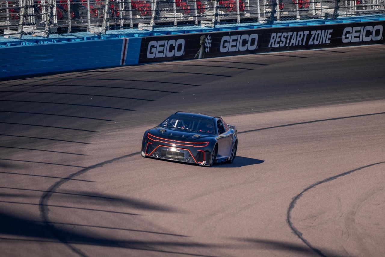 NASCAR race car - Next Gen